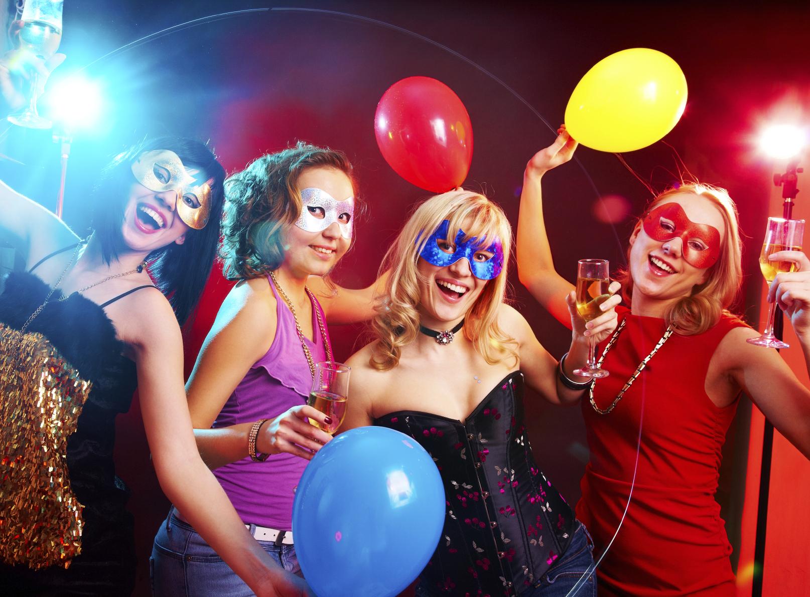 Karnevalskostüme - Top vier Ideen für die fünfte Jahreszeit